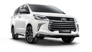 Informasi Sewa Mobil Toyota Kijang Innova Dengan Sopir Di Grogol Utara