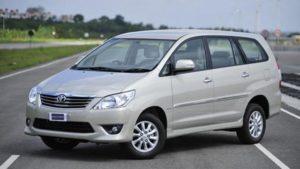 Info Rental Mobil Toyota Kijang Innova Dengan Sopir Di Kecamatan