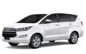 Tempat Rental Mobil Innova Toyota Lepas Kunci Di Pasir Muncang