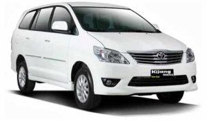 Harga Sewa Mobil Innova Reborn Lepas Kunci Di Karang Timur