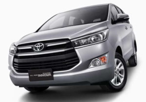 Harga Sewa Mobil Innova Reborn Lepas Kunci Di Buaran Indah