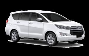 Informasi Sewa Mobil Innova Toyota Lepas Kunci Di Nanggewer